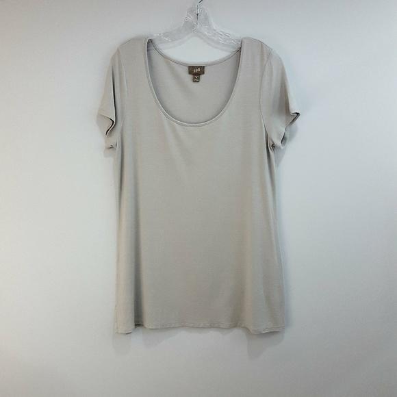 0008e105 J. Jill Tops | J Jill Short Sleeve Stretch Tshirt | Poshmark
